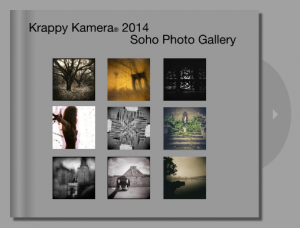 Krappy Kamera® 2014 Book - available through Blurb