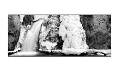 Jemez Falls. New Mexico. 2000.